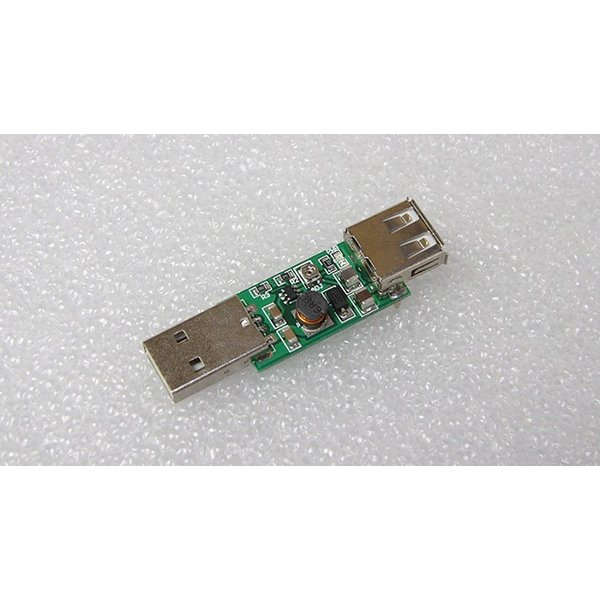 USB DCブースター 6-12V 電子工作 vshopu 02