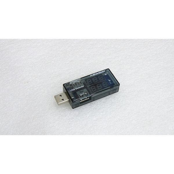 USBチェッカー 2ポート・電圧・電流同時表示 電子工作 特価セール品|vshopu|03