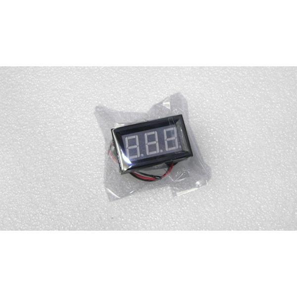 デジタルLED温度計 青色 電子工作|vshopu|06