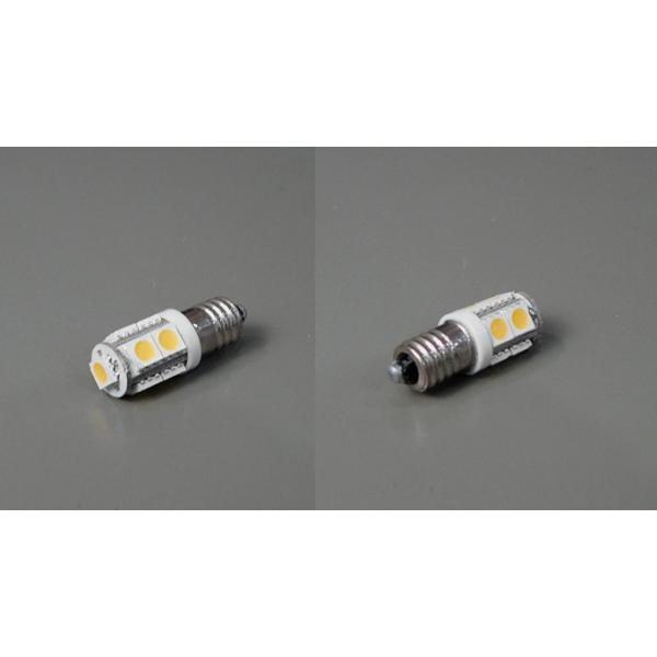 LED豆電球 12V 電球色 9LED 口金サイズE10  電子工作|vshopu|04