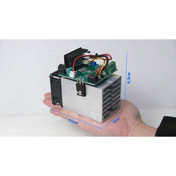 デジタル電子負荷モジュール DC100V 10A (最大100W) ACアダプター付き vshopu 04
