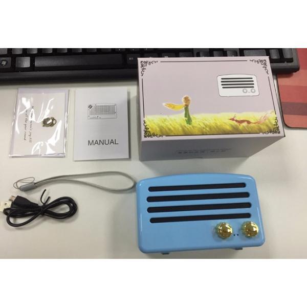 Retro Portable Bluetooth Speaker|vshopu|09