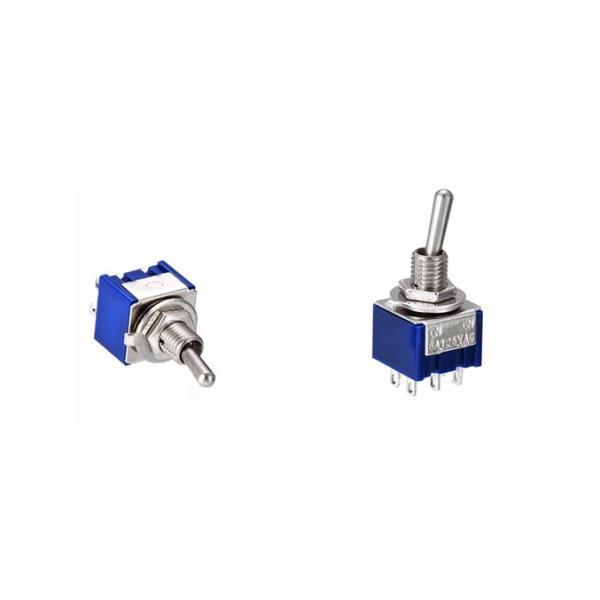 小型トグルスイッチ 2回路2接点 (ON-ONタイプ)|vshopu|02
