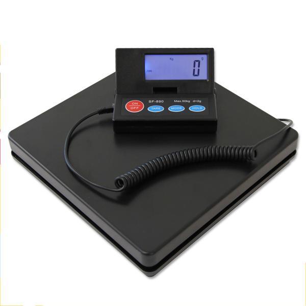 デジタル 台はかり 50kg スケール はかり 秤 計量器 オートパワーオフ 風袋引き 電子天秤 デジタルはかり 電子スケール