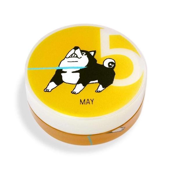 柴犬 しばんばん フルプルクリーム 全身保湿クリーム 5月バージョン w-garage