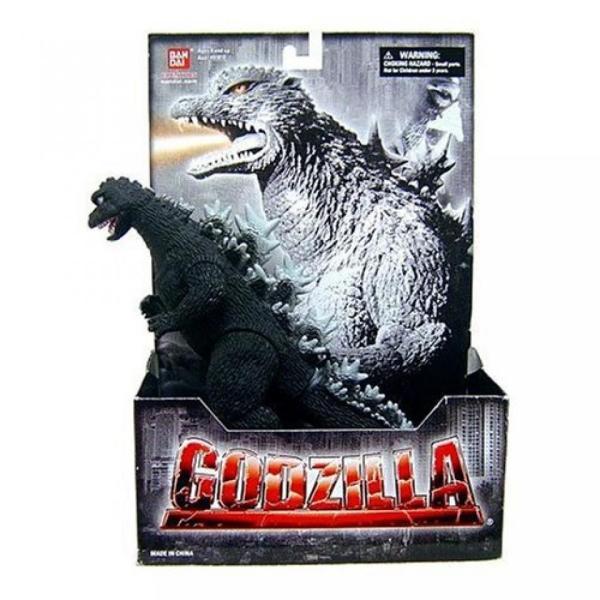 Godzilla Bandai 6.5 Inch Classic Figure Godzilla 1968