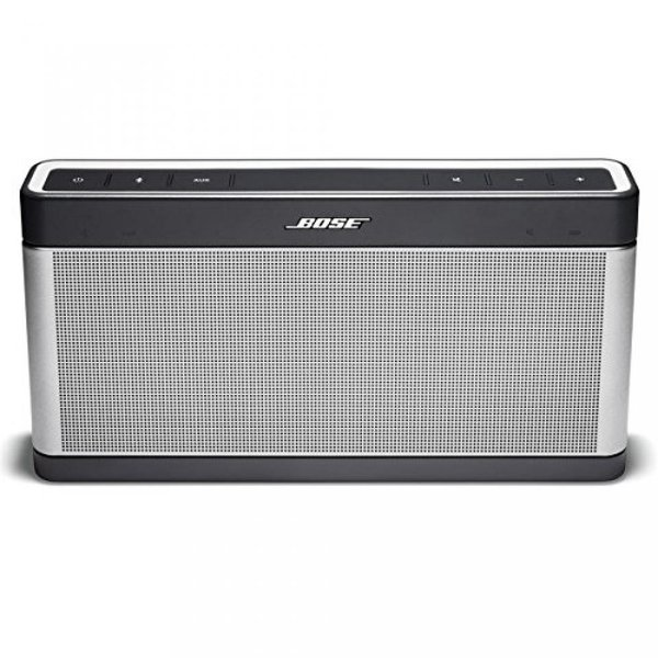 BOSE SoundLink Bluetooth speaker III with Soft Cover Bundle (Deep Red)|w-rb|03