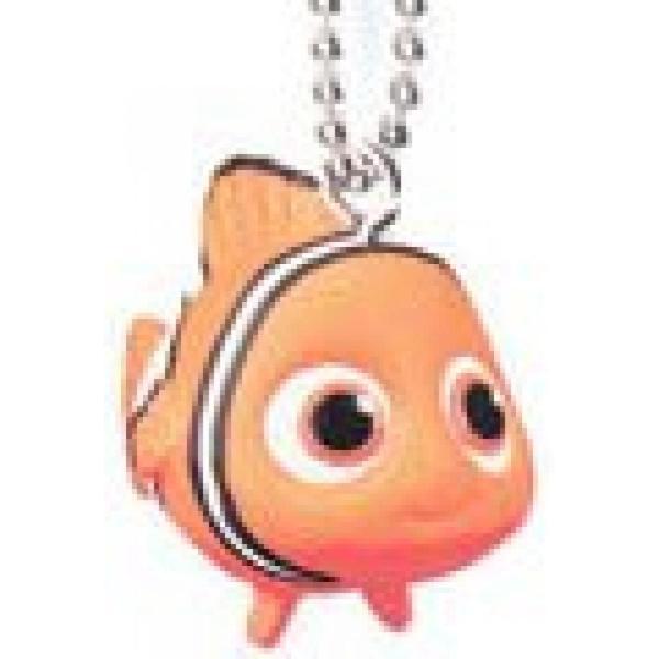Bandai FINDING DORY Swing Mascot Figure Keychain ~1.5