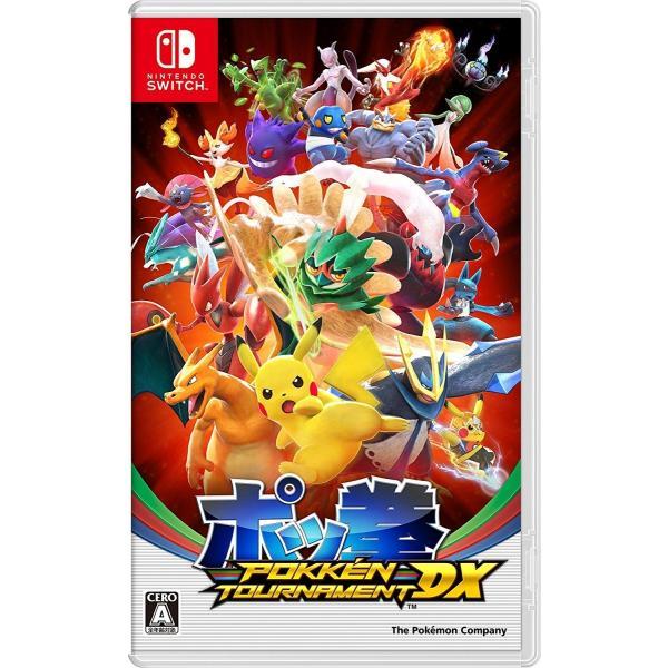 ポッ拳 POKKEN TOURNAMENT DX - Nintendo Switch w-rb