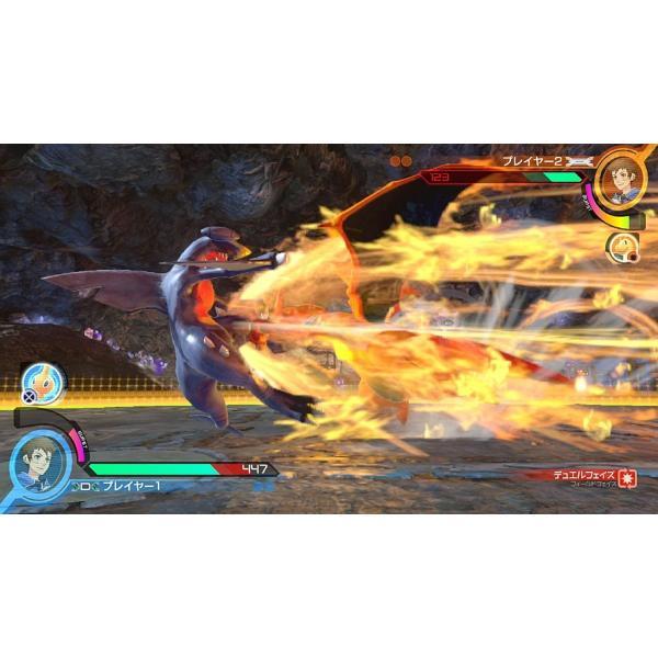 ポッ拳 POKKEN TOURNAMENT DX - Nintendo Switch w-rb 02
