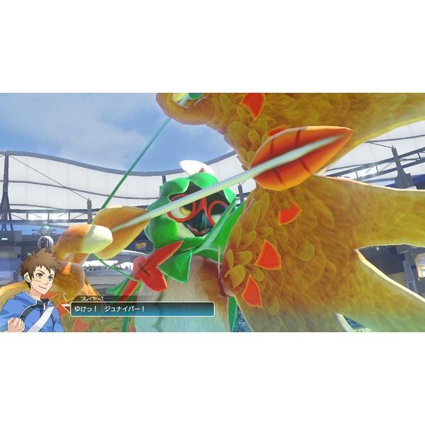ポッ拳 POKKEN TOURNAMENT DX - Nintendo Switch w-rb 03