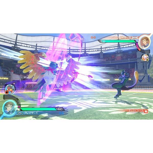 ポッ拳 POKKEN TOURNAMENT DX - Nintendo Switch w-rb 05