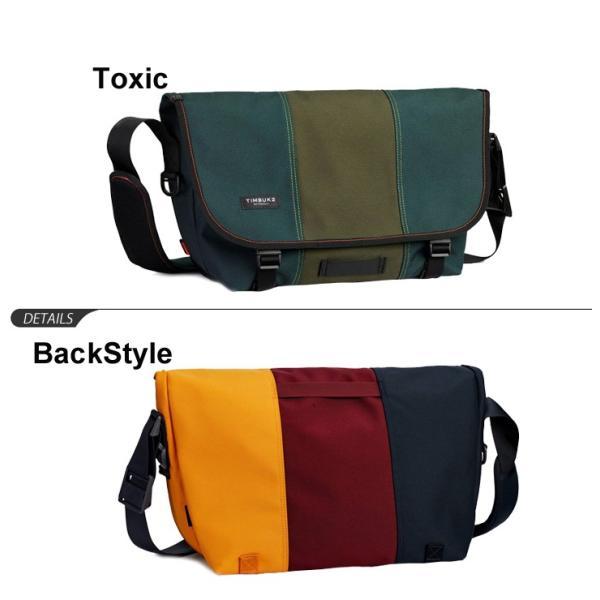メッセンジャーバッグ TIMBUK2 ティンバック2 Classic Messenger Bag クラシックメッセンジャー 21L/ショルダーバッグ /ClassicMessenger w-w-m 05