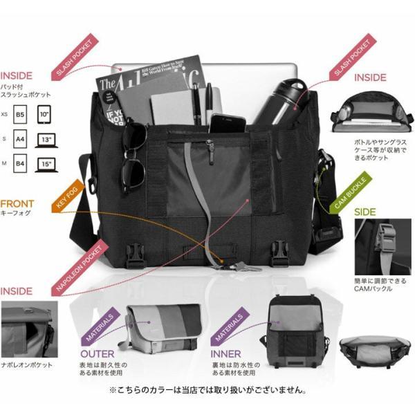 メッセンジャーバッグ TIMBUK2 ティンバック2 Classic Messenger Bag クラシックメッセンジャー 21L/ショルダーバッグ /ClassicMessenger w-w-m 06