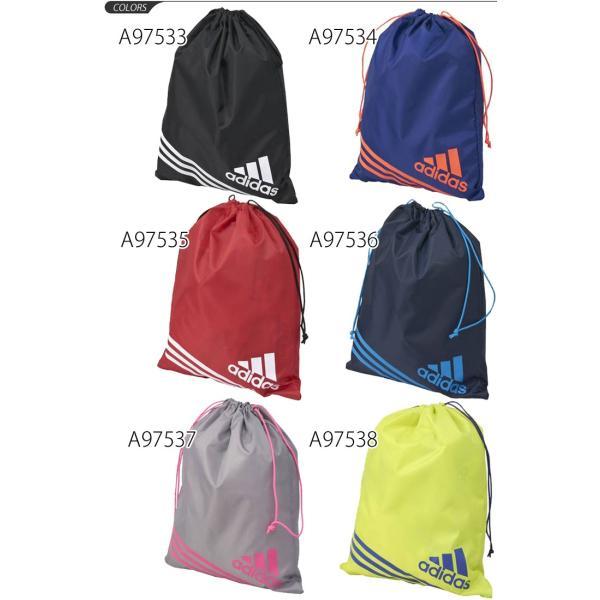 シューズ ケース /アディダス adidas/メンズ レディース キッズ/スポーツバッグ 靴入れ ジムサック RKap/KCA67|w-w-m|02