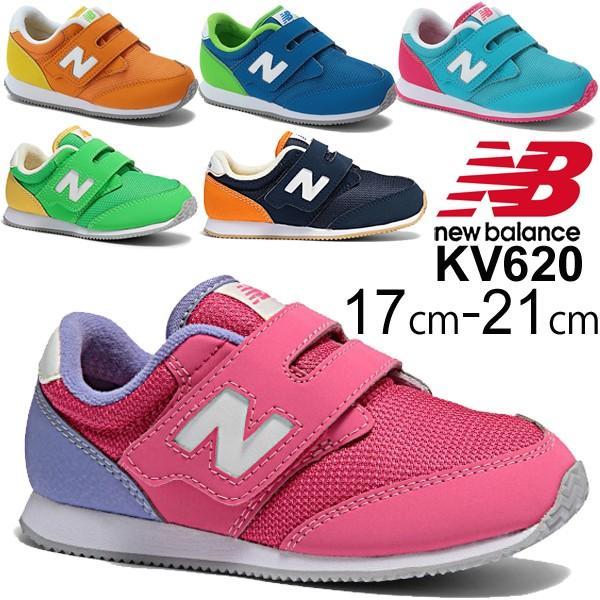0bef52043aa88 ニューバランス キッズシューズ 子供靴 キッズスニーカー/ newbalance 17-21cm/KV620|w-w-m ...