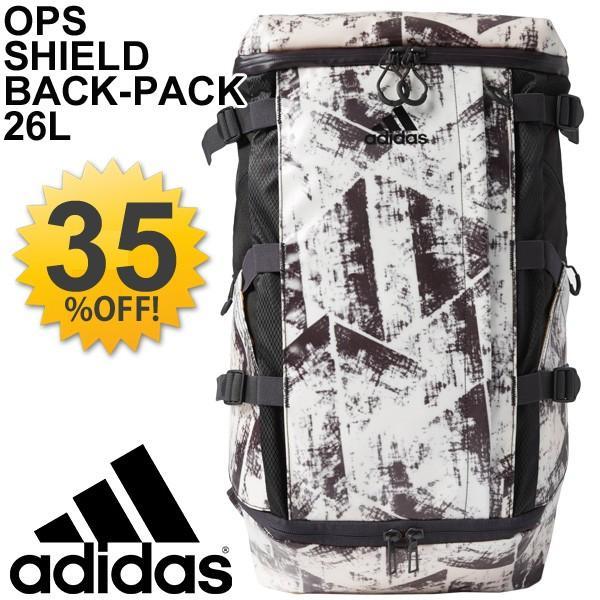 7b16fa1c39ee バックパック メンズ アディダス adidas スポーツバッグ OPS SHIELD シリーズ 26L リュックサック ザック 男女兼用 ...