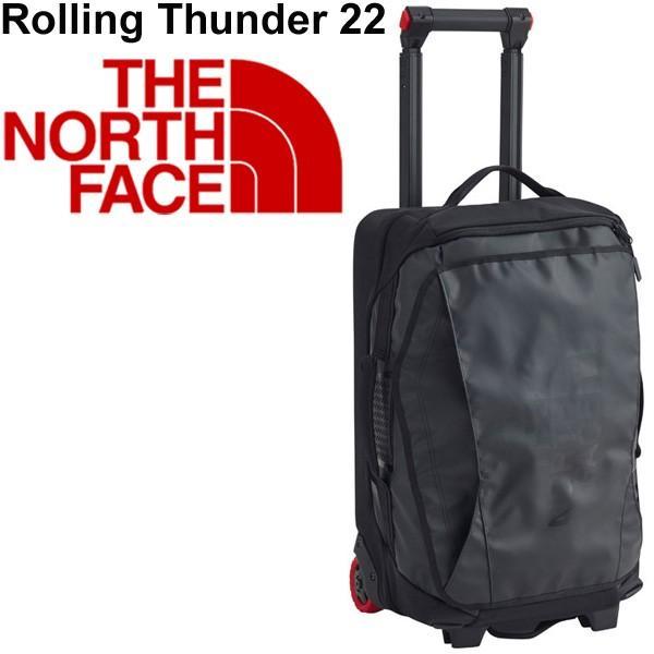 キャリーバッグ スーツケース メンズ レディース/ザノースフェイス THE NORTH FACE ローリングサンダー22インチ 40L スーツケース/NNM81810【ギフト対応不可】