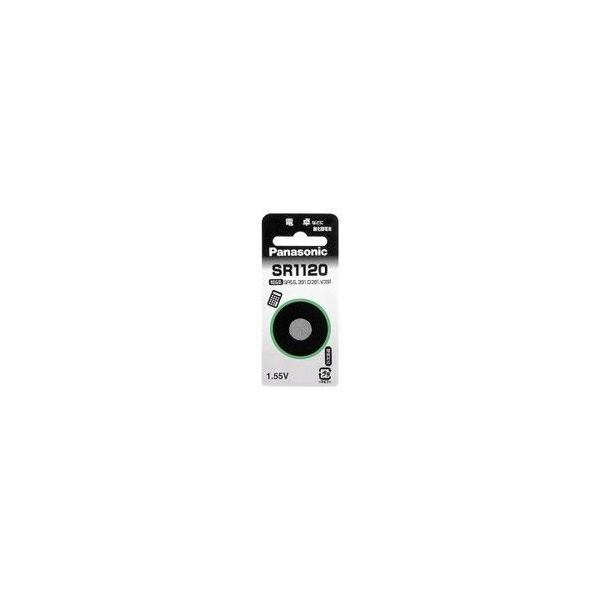 SR1120P 酸化銀電池 1.55V|w-yutori