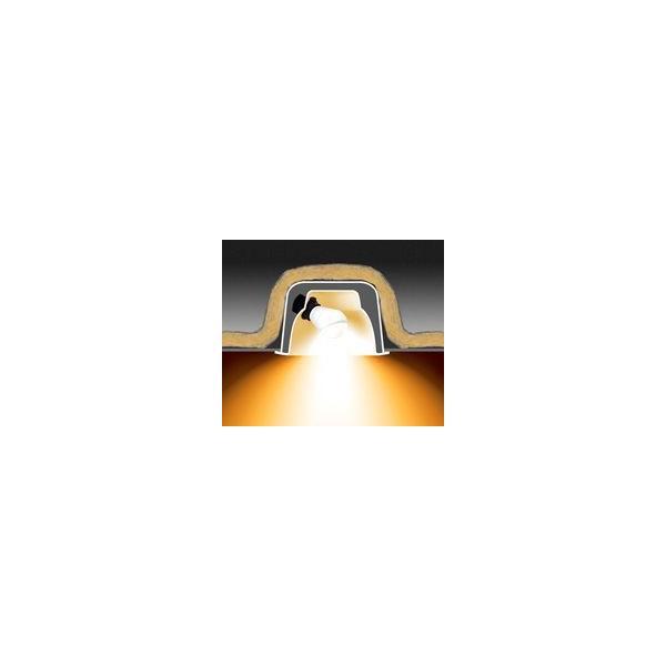 パナソニック LED電球 LDA6D-H-E17/BH/S 断熱材施工器具対応 斜め取付け専用LEDランプ ≪昼光色相当≫ E17口金 6.4W LDA6DHE17BHS|w-yutori|03