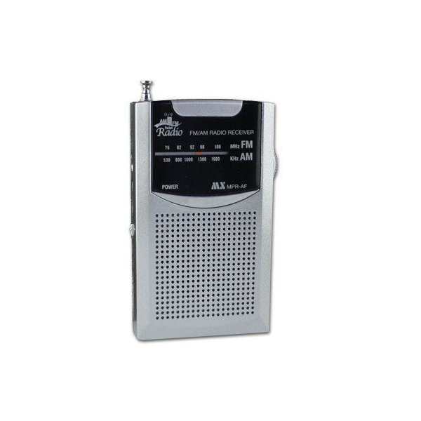 ラジオ 小型 高感度 携帯 簡単コンパクト 防災 格安 AM FM ポケットラジオ  メール便送料無料|w-yutori