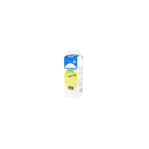 【冷凍便】三州食品 PP殺菌凍結卵白(製菓用) / 1kg TOMIZ/cuoca(富澤商店)