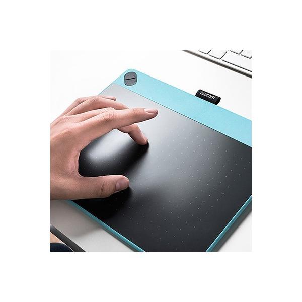 アウトレット Intuos Art medium ミントブルー CTH-690/B0 ワコム ペンタブレット|wacomstore|05