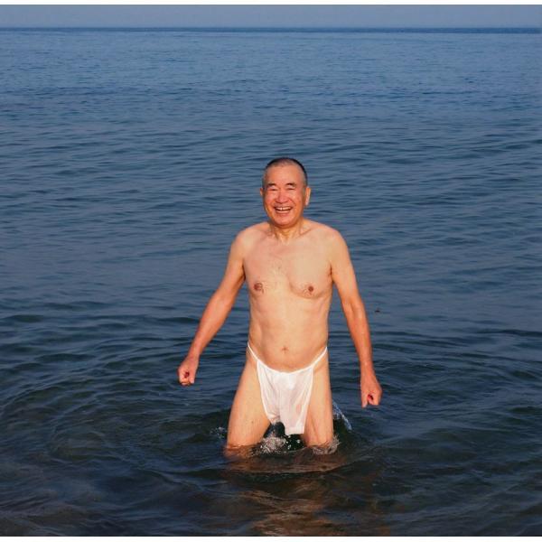 【1b】和田爺謹製越中褌「長寿」(Mサイズ)高級白晒木綿 二枚組|wada-photo|16