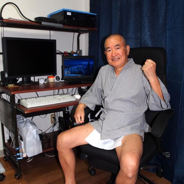 【1b】和田爺謹製越中褌「長寿」(Mサイズ)高級白晒木綿 二枚組|wada-photo|08