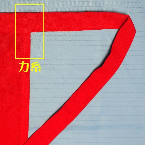 【5】和田爺謹製越中褌 古稀 高級晒木綿 紅白二枚組 wada-photo 03