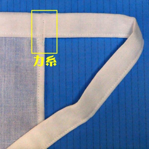 【5】和田爺謹製越中褌 古稀 高級晒木綿 紅白二枚組 wada-photo 04