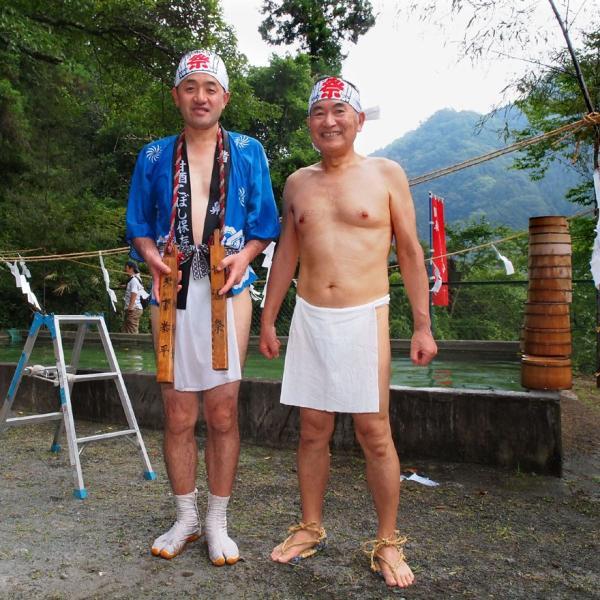 【6】和田爺謹製前垂式六尺褌「江戸っ子」高級白晒木綿一枚組|wada-photo|12