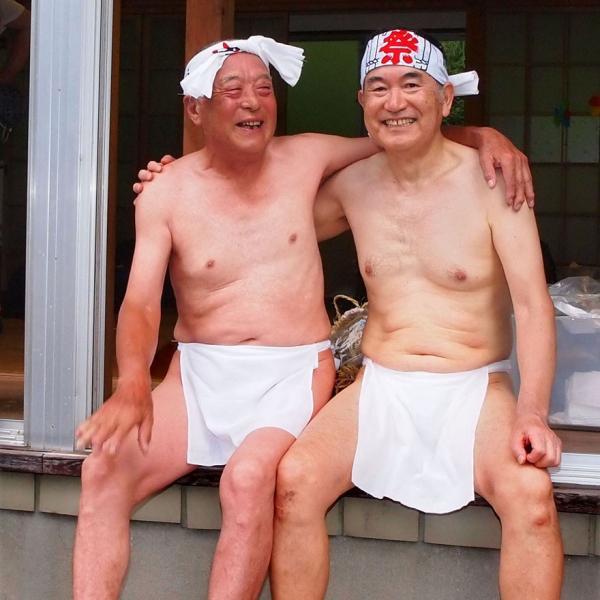 【6】和田爺謹製前垂式六尺褌「江戸っ子」高級白晒木綿一枚組|wada-photo|10