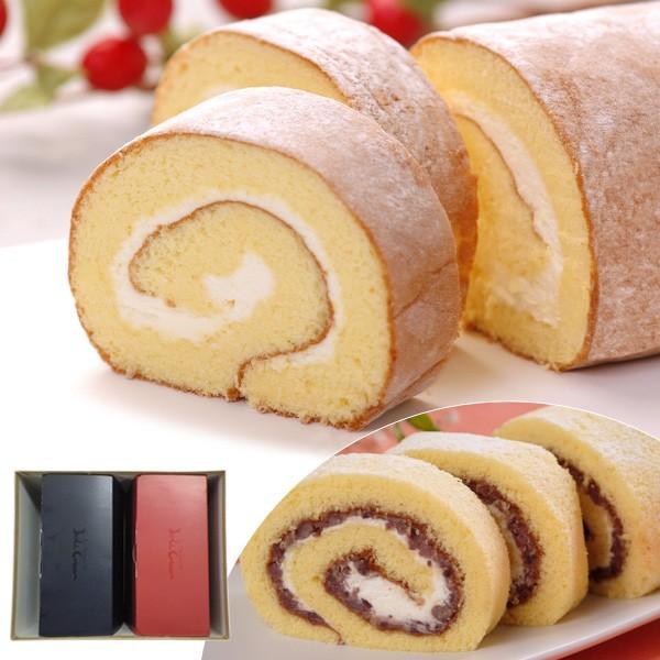 北海道ジョリ・クレールロールケーキ2本セットAスイーツ洋菓子ケーキお取り寄せお土産ギフトプレゼント特産品名物商品母の日おすすめ