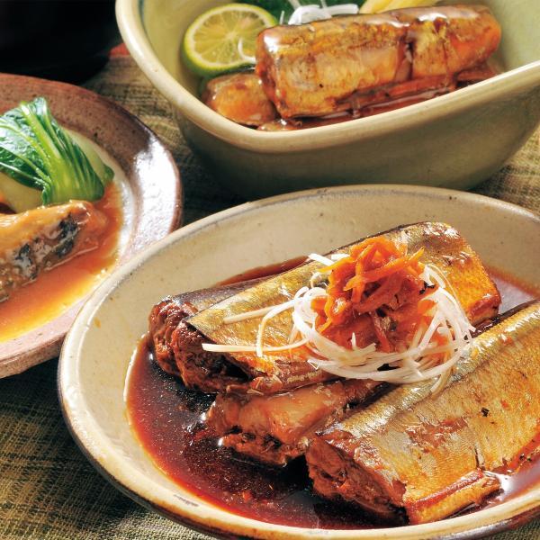 三陸おのや やわらか煮魚セット