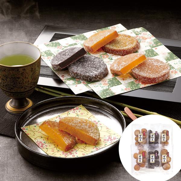 茨城県産 薩摩芋使用 お芋の甘なっとう詰め合わせ RB-272 甘納豆 お取り寄せ