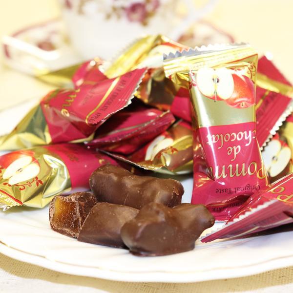りんごチョコレート個包装高級お菓子義理チョコまとめ買いお配り用業務用大量会社職場