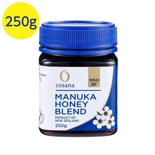 マヌカハニー MgO30+ブレンド 250g はちみつ 蜂蜜 hatimitu お取り寄せ お土産 ギフト プレゼント おすすめ