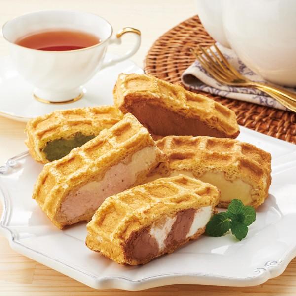 ワッフルケーキ 和三盆ワッフル 20個セット
