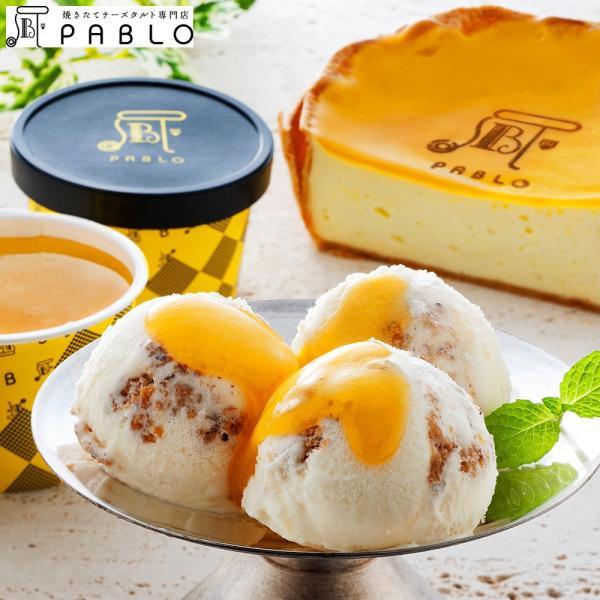 チーズタルト専門店PABLO チーズタルトアイス(AH-PC15)お取り寄せ お土産 ギフト プレゼント 特産品 名物商品 おすすめ