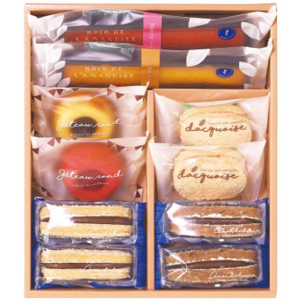 サロン・ド・テ 名古屋ふらんす 焼菓子詰め合わせ ル・キャドー10個入 4212-019 お取り寄せ お土産 ギフト プレゼント おすすめ