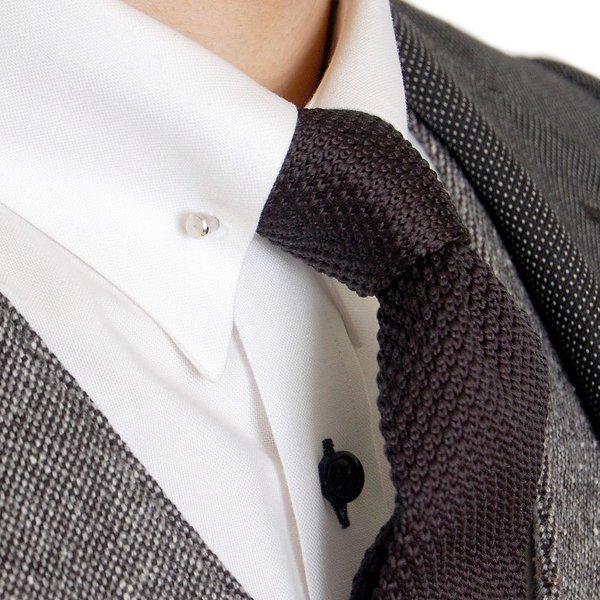 カラーピン カラーバー ピンホールシャツ ナロータイ ピンホール カラーピン カラーバー ゴールド カラーピン カラーバー ブラック カラーピン|waganse-hat|03