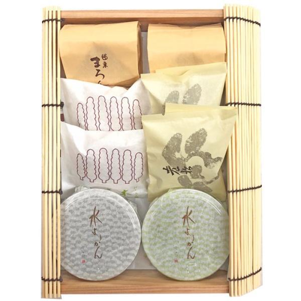 お中元ギフト2021 夏 和菓子 あすつく 東京の手土産お土産