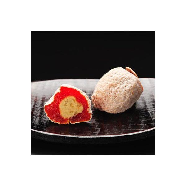 【季節商品】干し柿と栗きんとん 木守柿 6個入  中津川銘菓  (クール便)