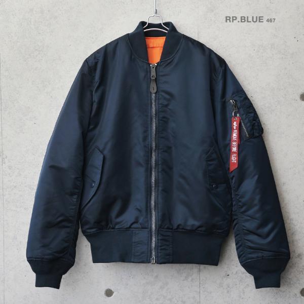 ALPHA アルファ MA-1 フライトジャケット JAPAN FIT メンズ レディース ミリタリージャケット ブルゾン ジャンパー アウター ブランド 20004|waiper|12