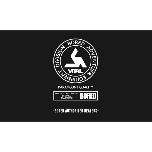 BORED ボアード VITAL ORIGINAL SIZE WR(UG) 撥水スプレー 防水スプレー スニーカー 靴 衣類 バッグ シューケア ブランド