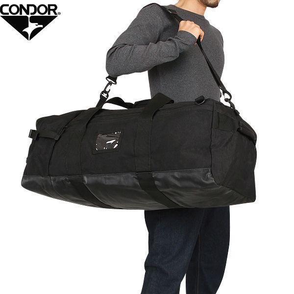 CONDOR コンドル 161 COLOSSUS タクティカル ダッフルバッグ 3色 ミリタリーバッグ 【クーポン対象外】 ブランド|waiper|02