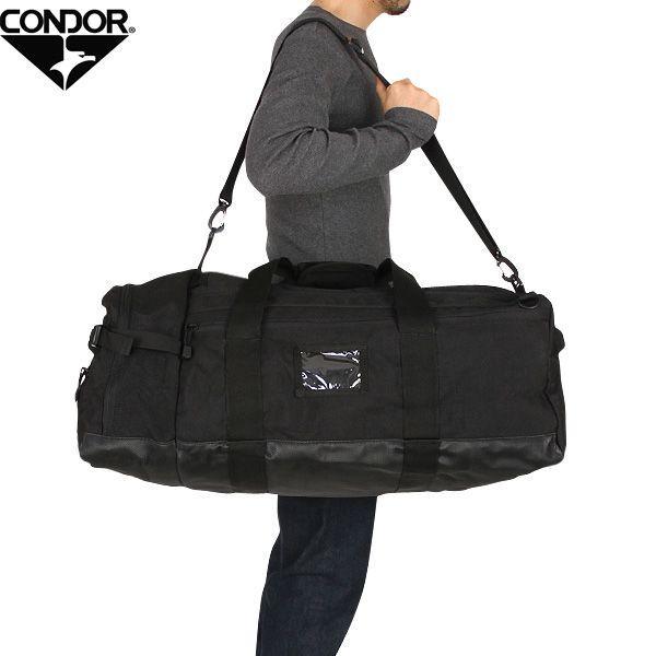 CONDOR コンドル 161 COLOSSUS タクティカル ダッフルバッグ 3色 ミリタリーバッグ 【クーポン対象外】 ブランド|waiper|03