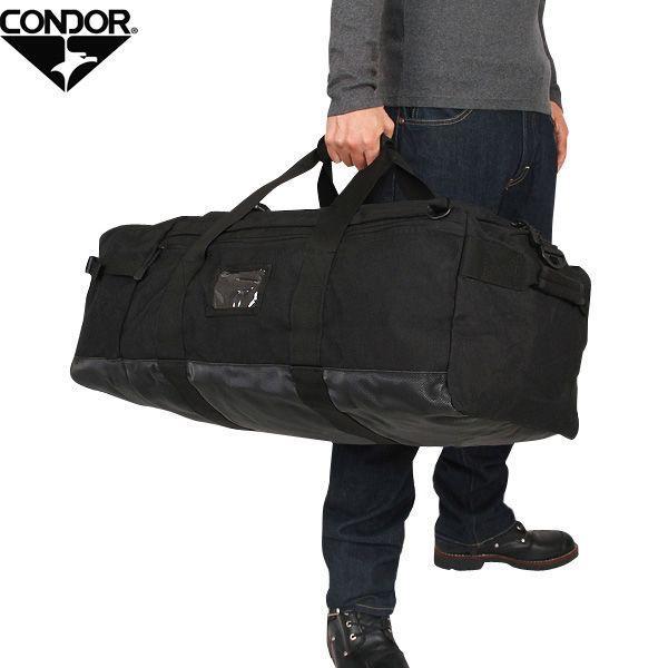 CONDOR コンドル 161 COLOSSUS タクティカル ダッフルバッグ 3色 ミリタリーバッグ 【クーポン対象外】 ブランド|waiper|04