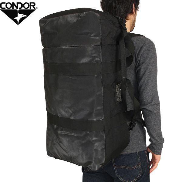 CONDOR コンドル 161 COLOSSUS タクティカル ダッフルバッグ 3色 ミリタリーバッグ 【クーポン対象外】 ブランド|waiper|05